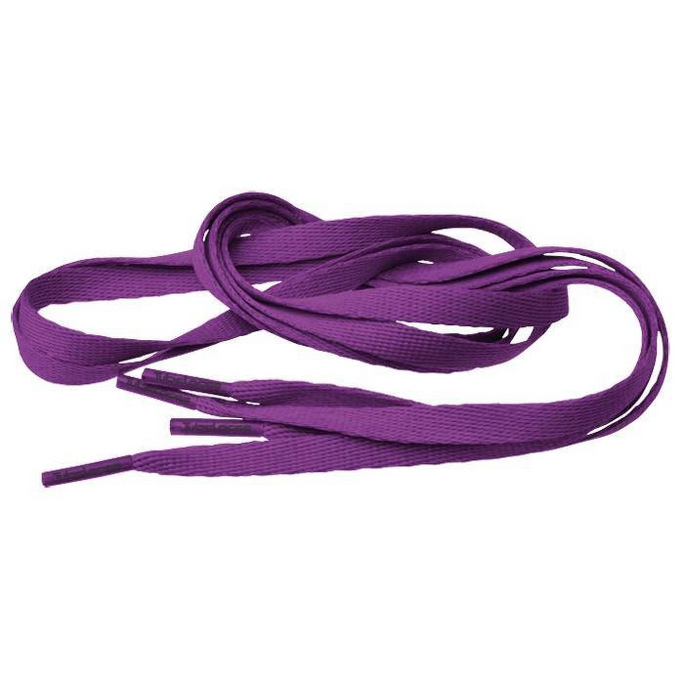 MD Tube Laces 120 purple