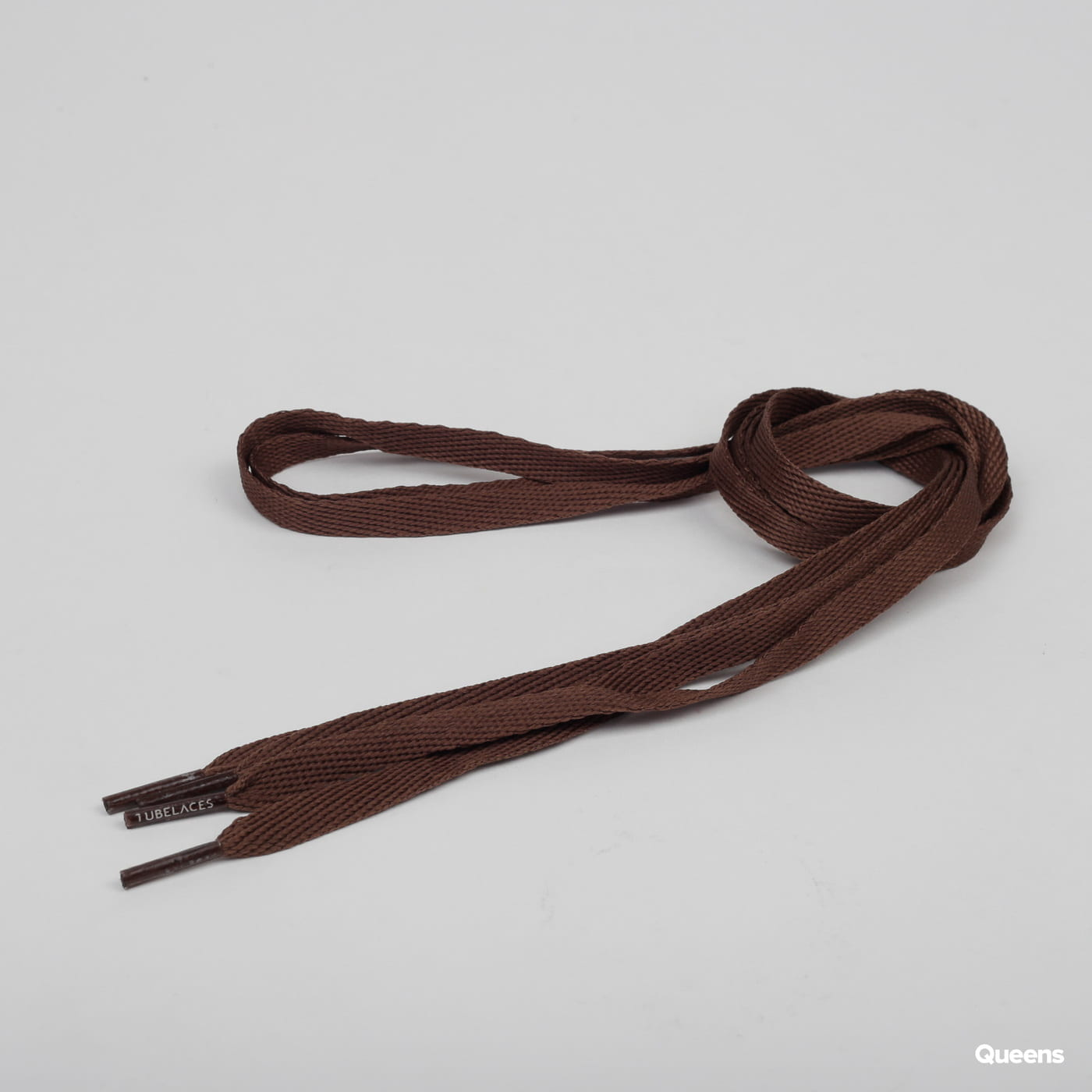 MD Tube Laces 120 brown