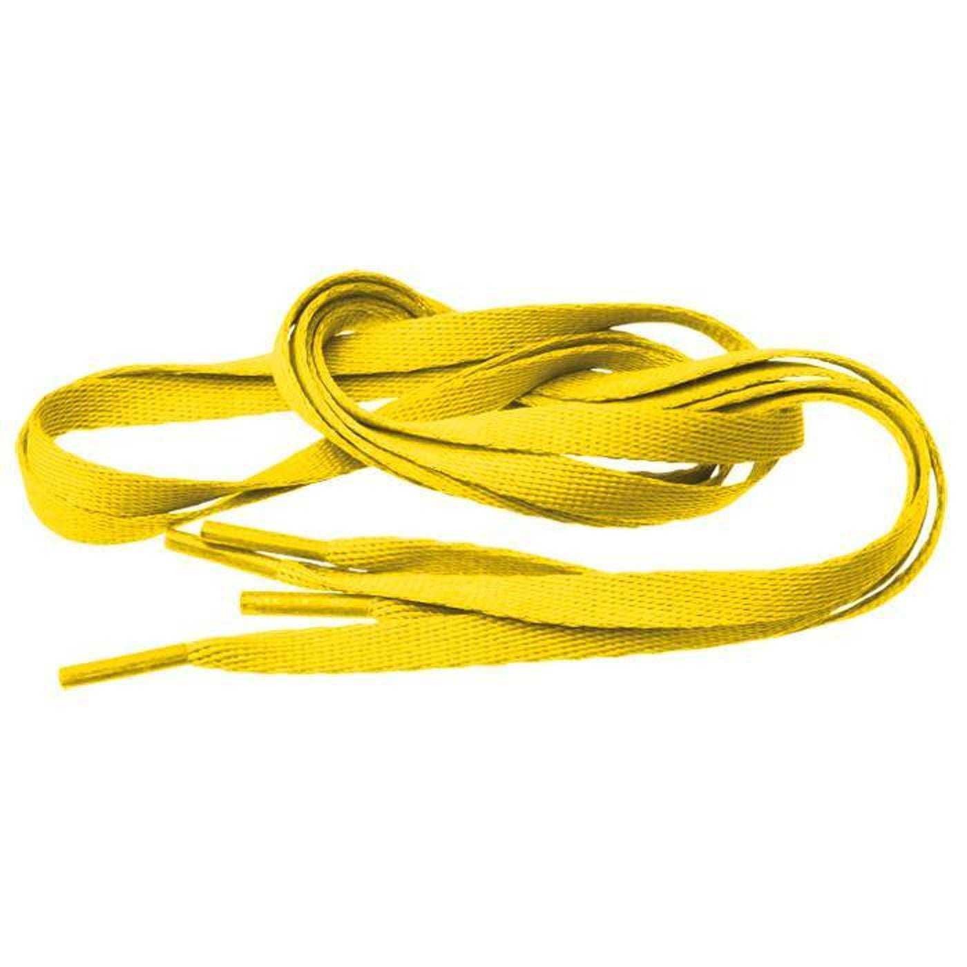 MD Tube Laces 120 žluté