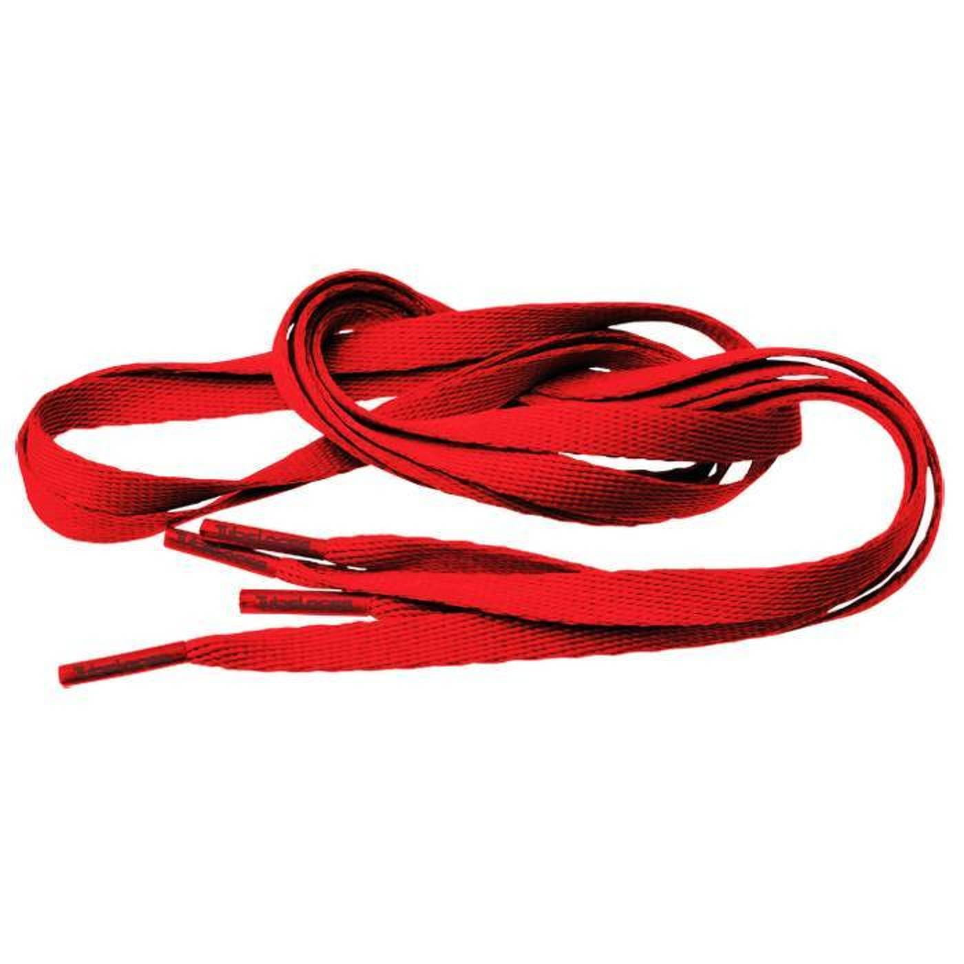 MD Tube Laces 140 red
