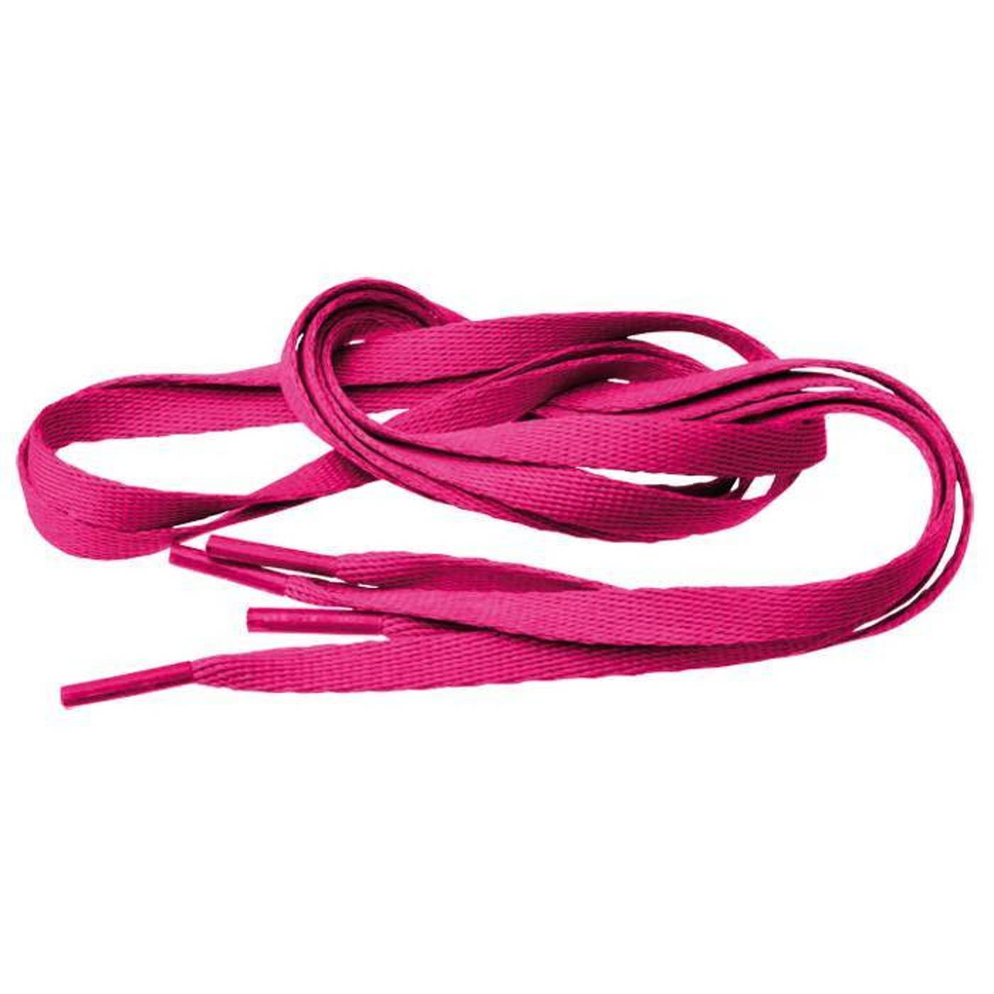 MD Tube Laces 140 pink