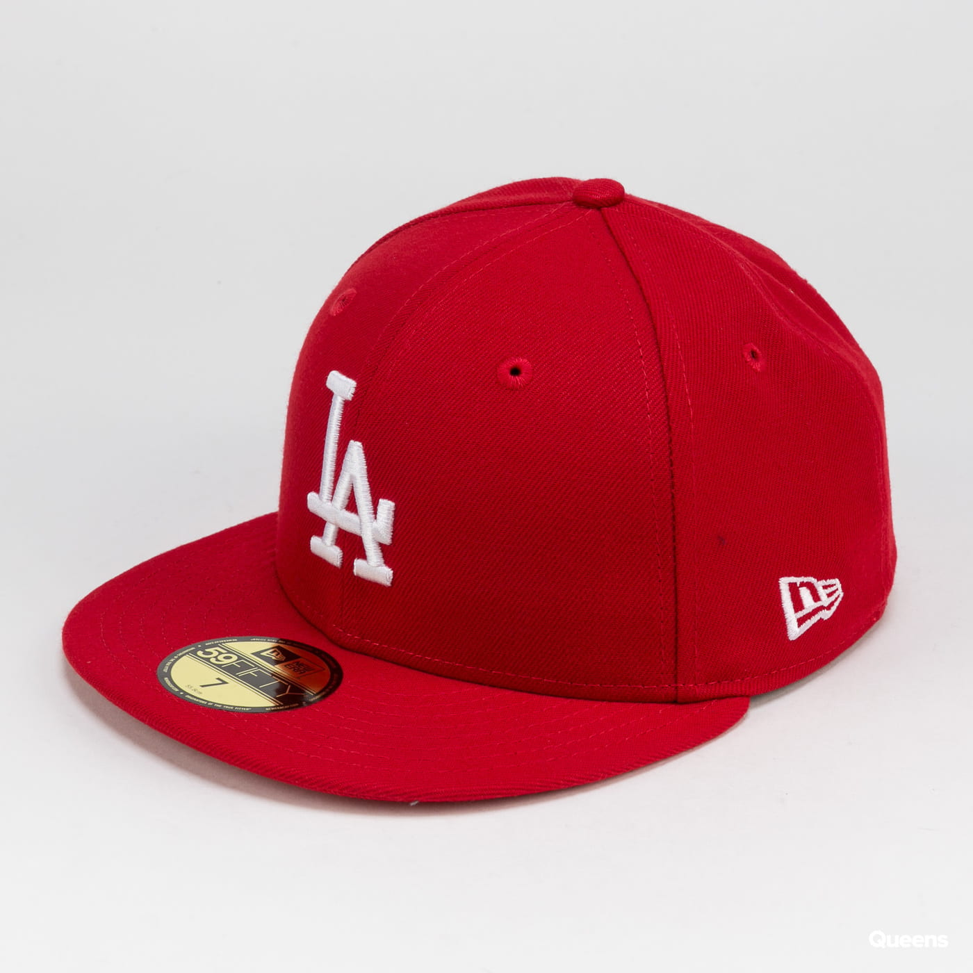 New Era MLB Basic LA C/O rot / weiss