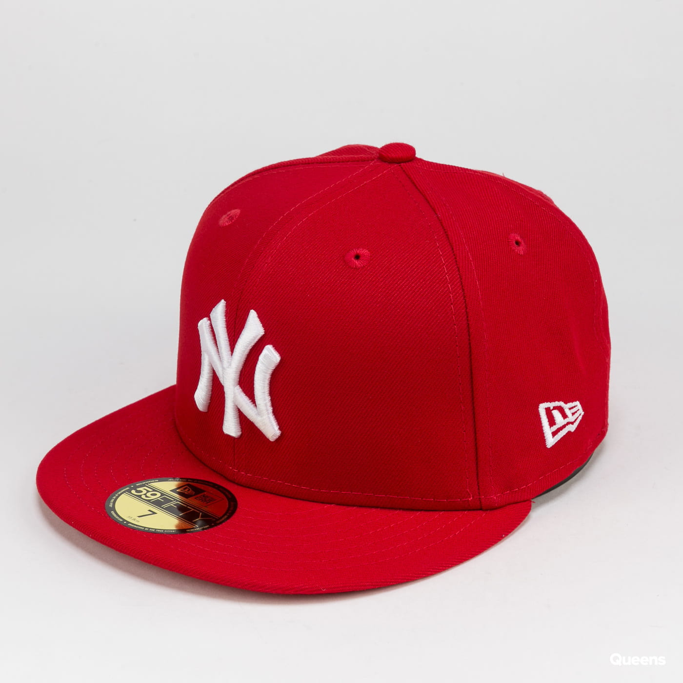 New Era MLB Basic NY C/O rot / weiss