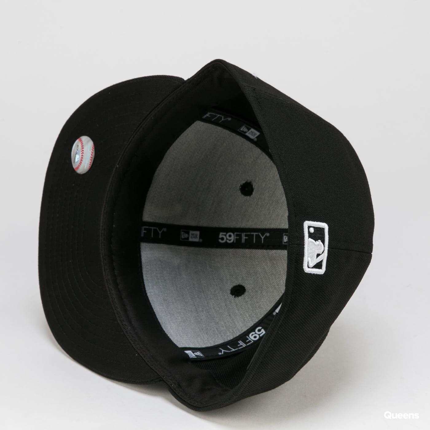 New Era MLB Basic NY C/O čierna / biela