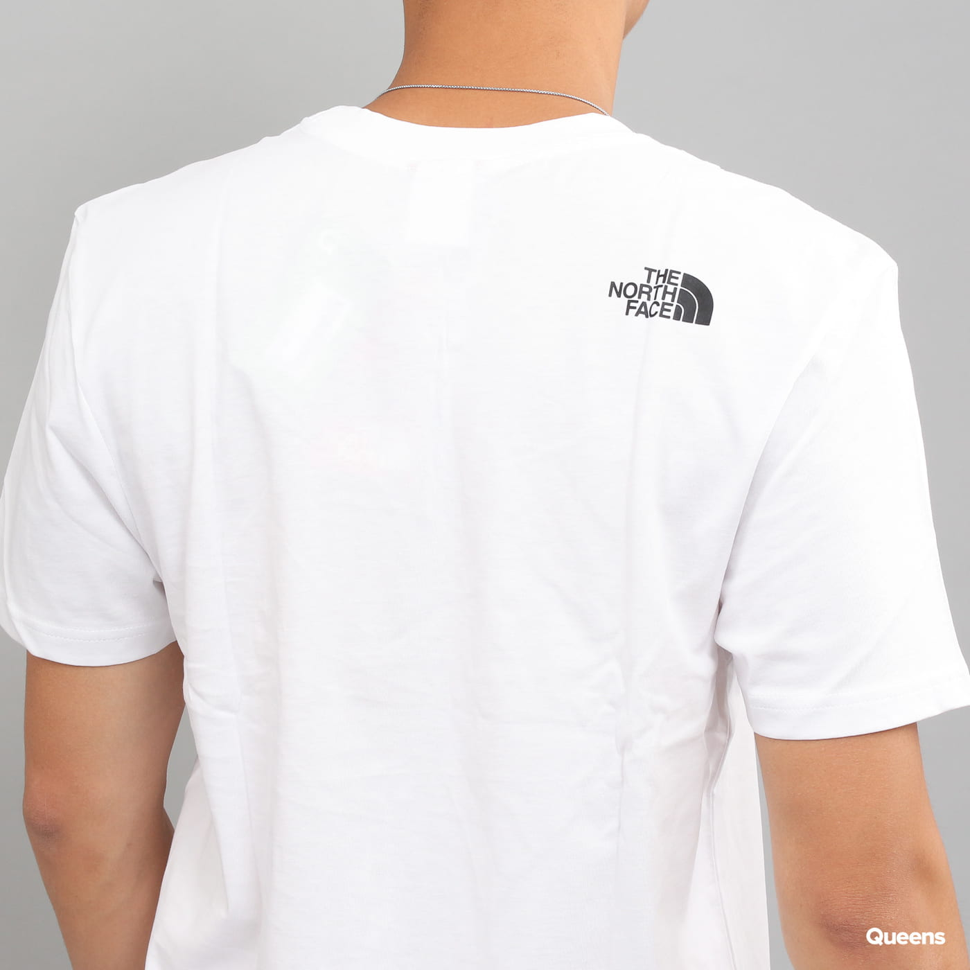 The North Face Easy Tee biele