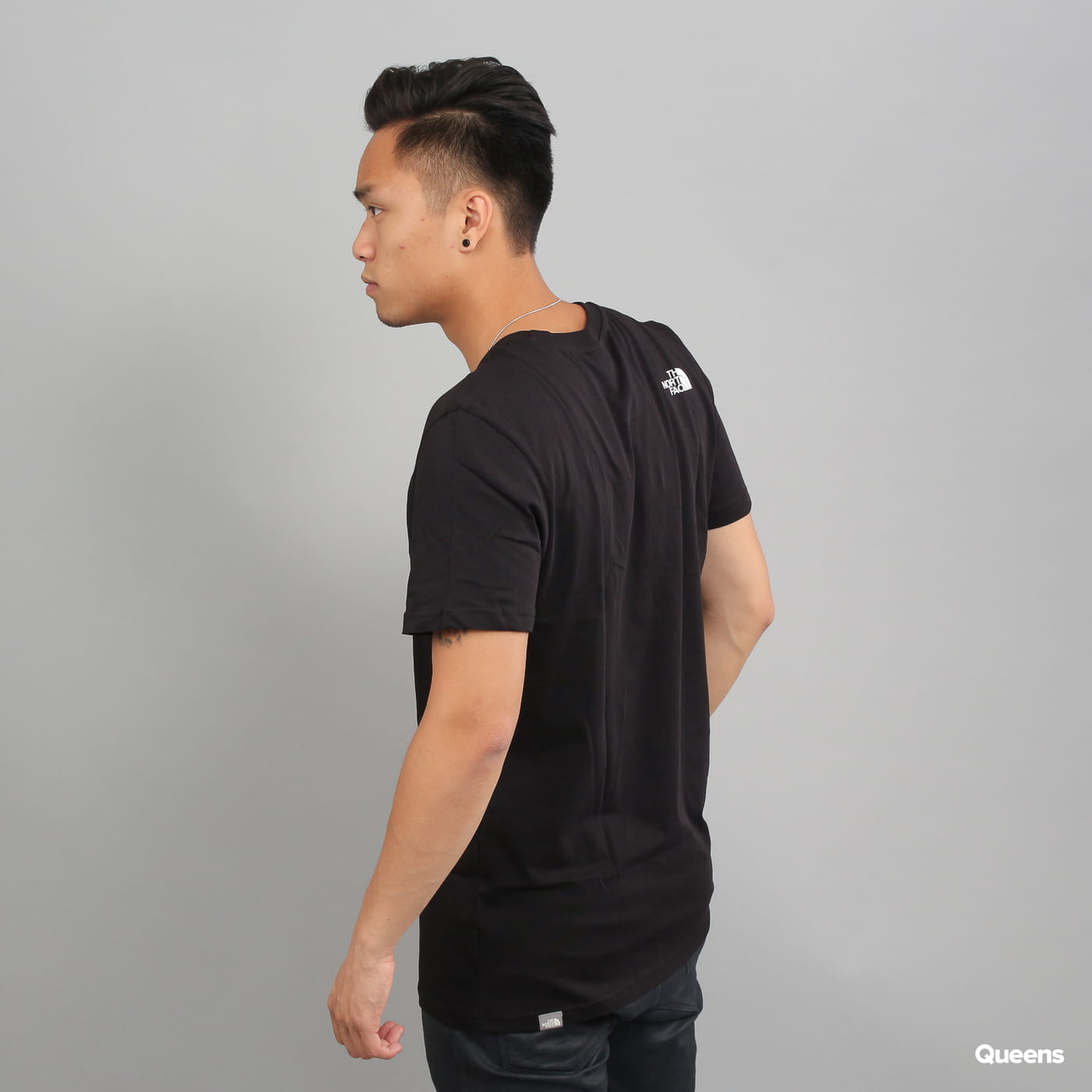 The North Face Simple Dome Tee black
