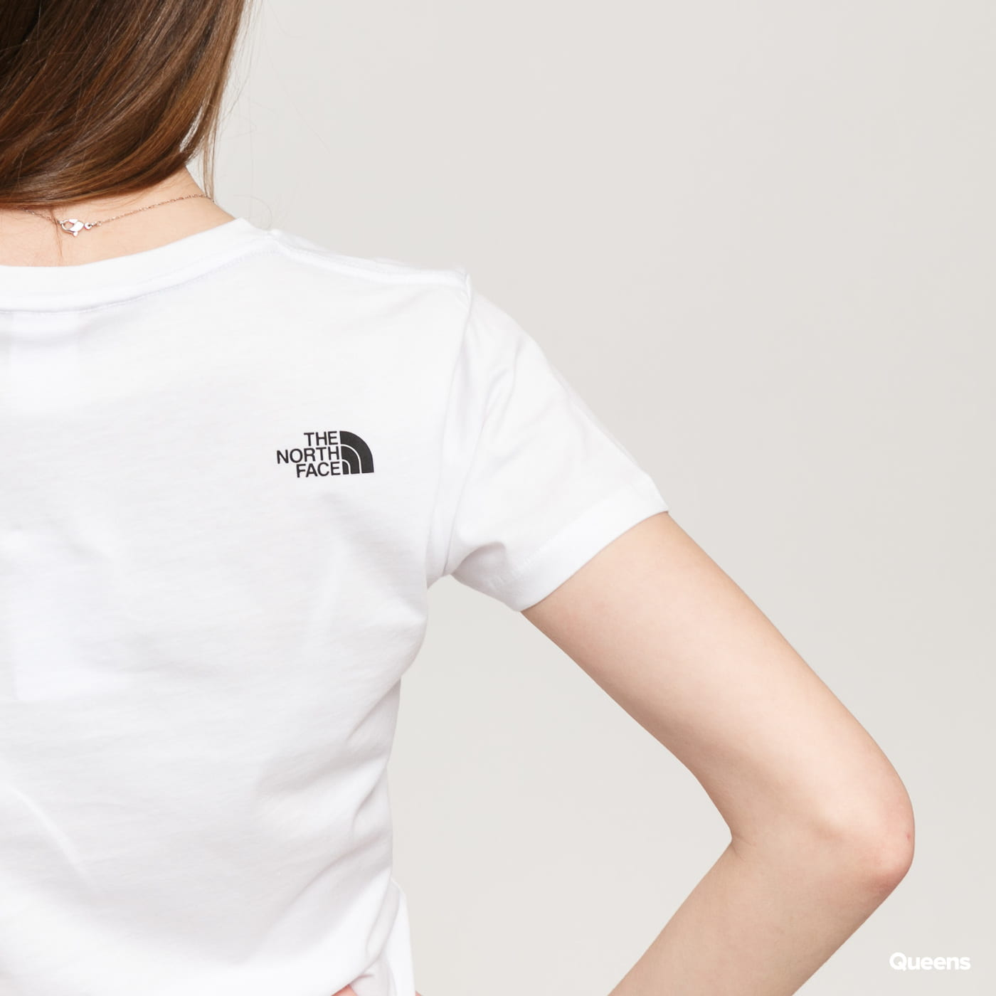 The North Face W Easy Tee white