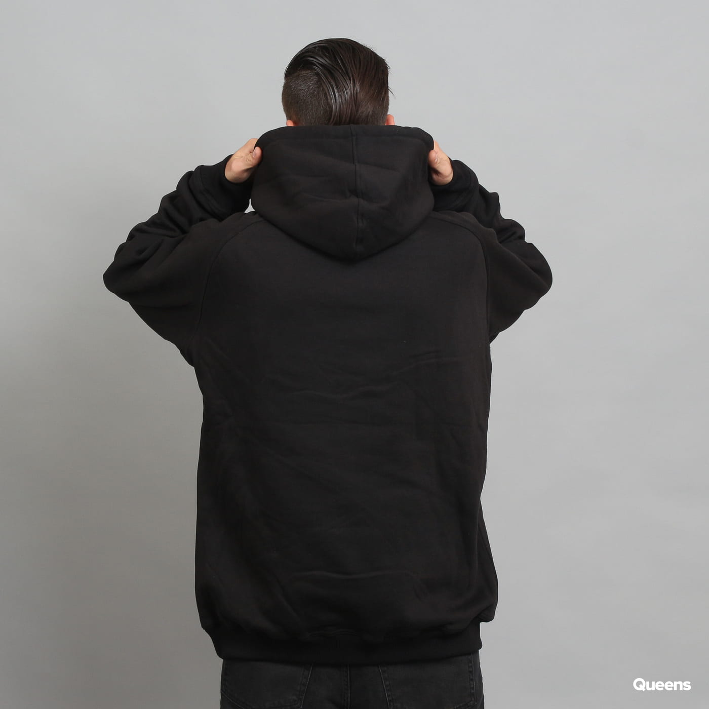 Urban Classics Blank Hoody black