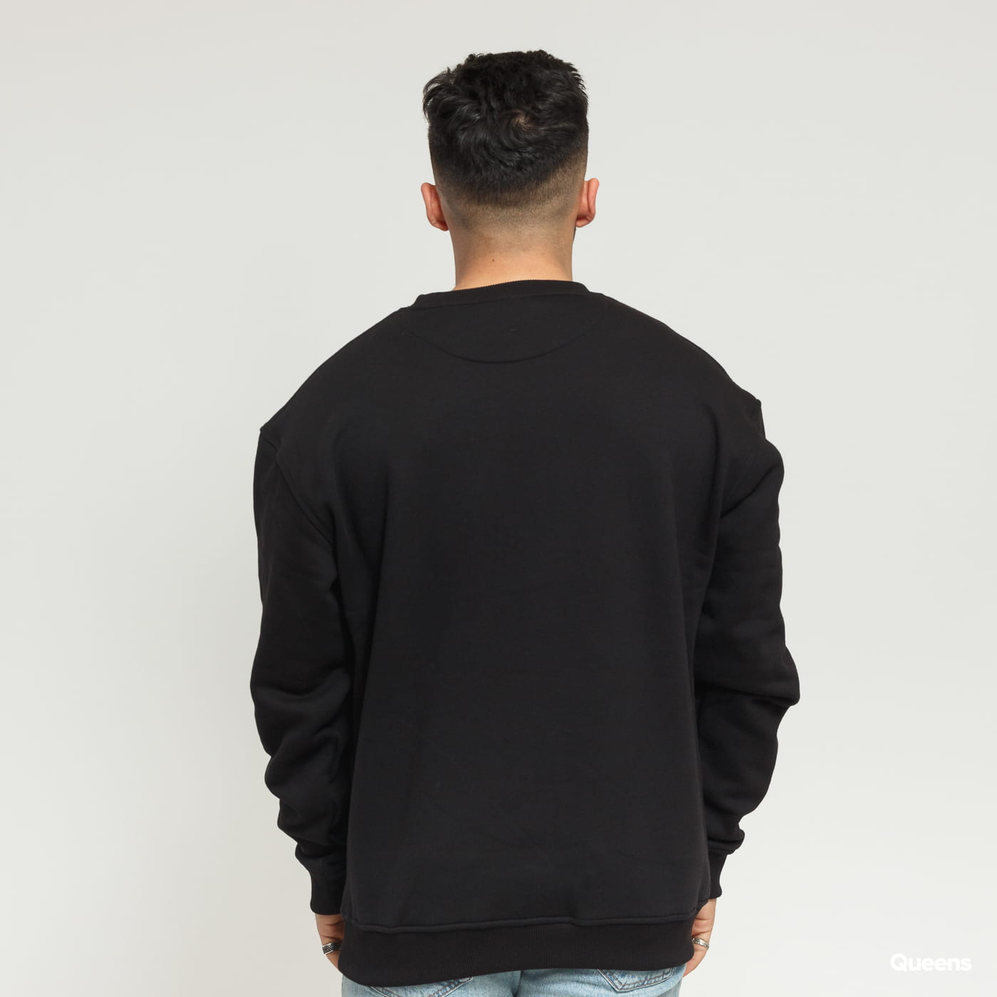 Urban Classics Crewneck Sweatshirt black
