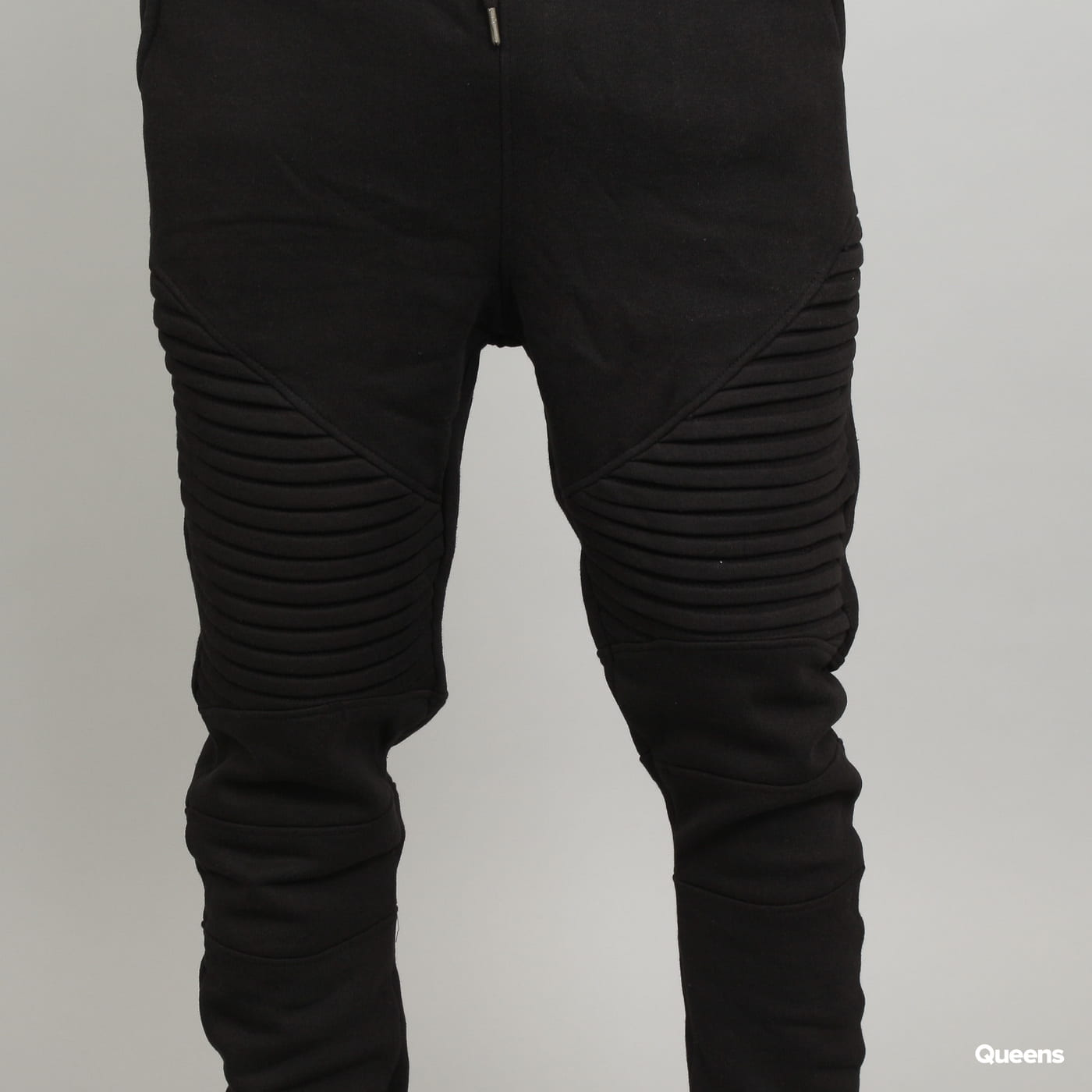Urban Classics Pleat Sweatpants schwarz