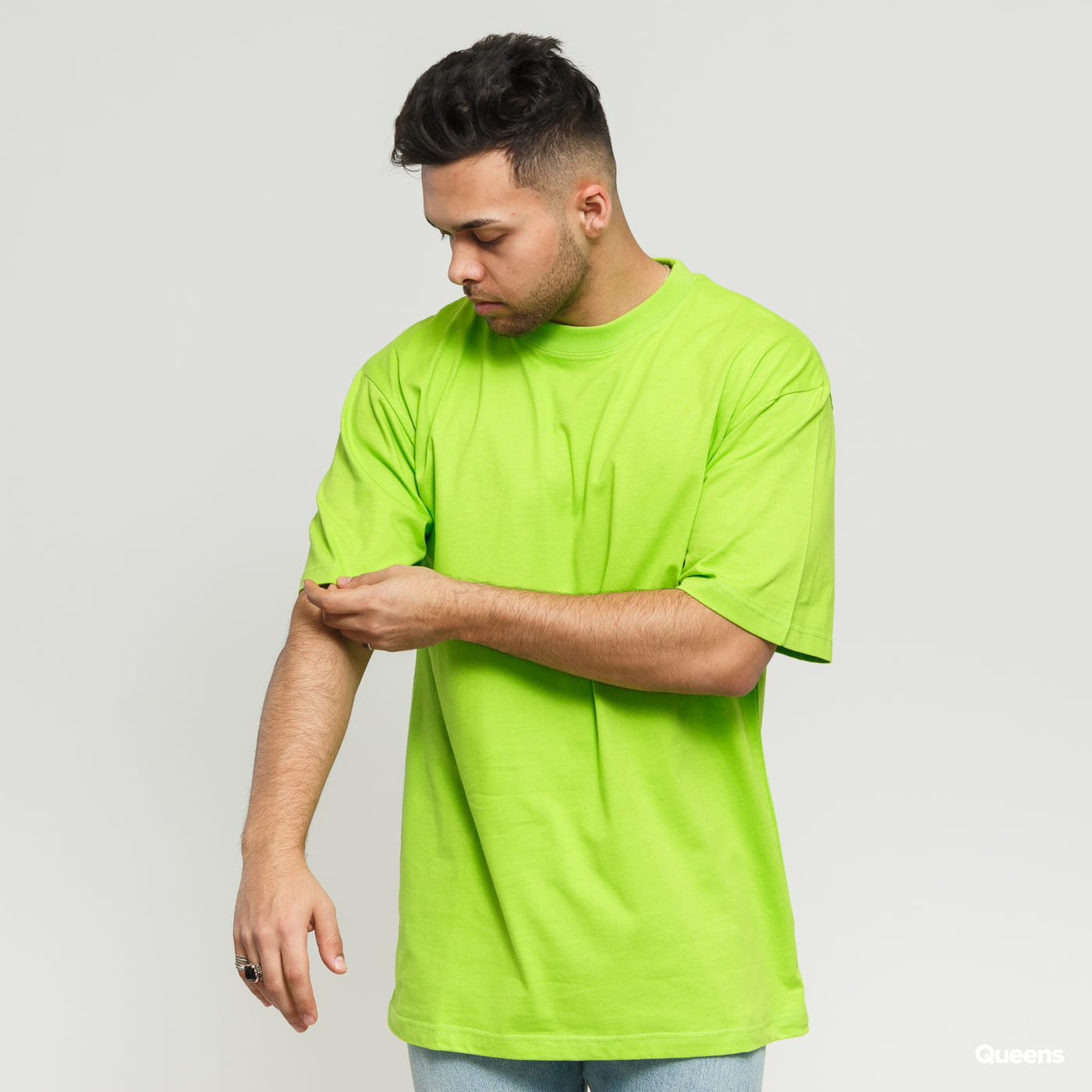 Urban Classics Tall Tee light green