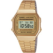 Casio A 168WG-9EF gold