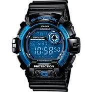 Casio G-Shock G 8900A-1 černé