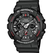 Casio G-Shock GA 120-1AER black