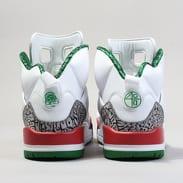 Jordan Jordan Spizike white / vrsty rd - cmnt gry - clssc