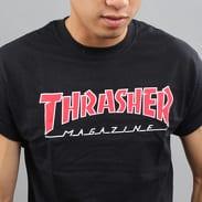 Thrasher Outlined Tee čierne