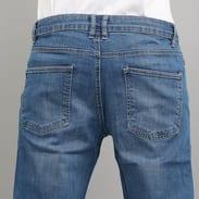 Urban Classics Stretch Denim Pants blue washed