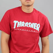 Thrasher Outlined Tee Wein