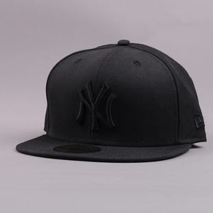 New Era Black On Black NY