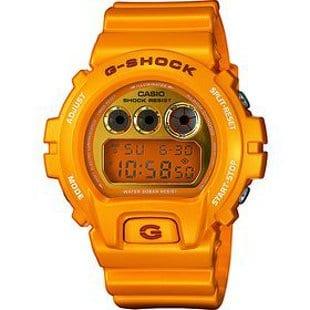 Hodinky Casio G-Shock DW 6900SB-9 oranžové – Queens 💚 44b3ce06a6a