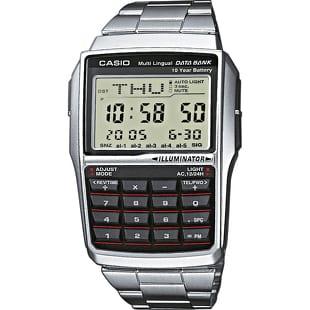 Casio DBC 32D-1AES stříbrné