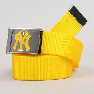 MD MLB Premium Woven Belt Single NY