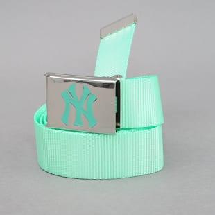 MD MLB Premium Woven Belt Single NY mentolový