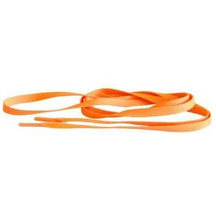 MD Tube Laces 120 neon orange