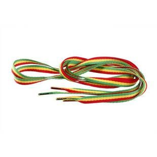 MD Tube Laces 140 rasta