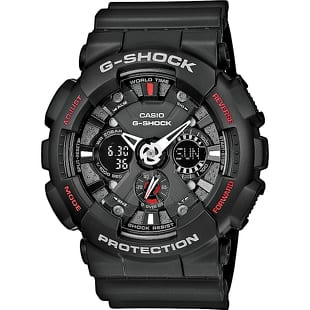 Casio G-Shock GA 120-1AER černé