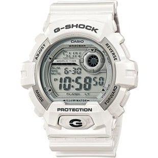 126b0c925c3 Hodinky Casio G-Shock G 8900A-7 bílé – Queens 💚