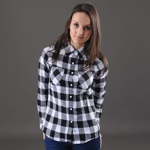 Urban Classics Ladies Checked Flanell Shirt