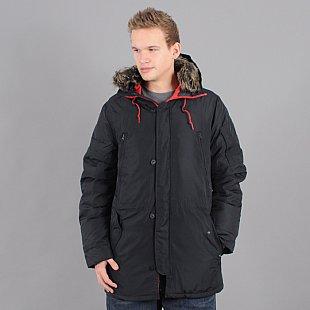 fe5bcb06622 Pánská zimní bunda Jordan Modern Snorkel Parka – Queens 💚