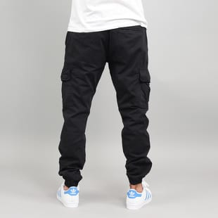 Urban Classics Washed Cargo Twill Jogging Pants