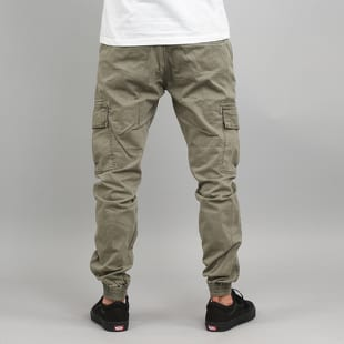 Urban Classics Washed Cargo Twill Jogging Pants