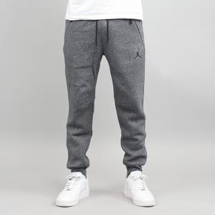 3231315e647 Air Jordan Icon Fleece WC Pant melange tmavě šedé