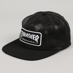 Thrasher Magazine Logo Mesh