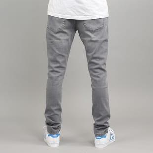 Šedé pánské jeansy (džíny) – Queens 💚 677a3cab07