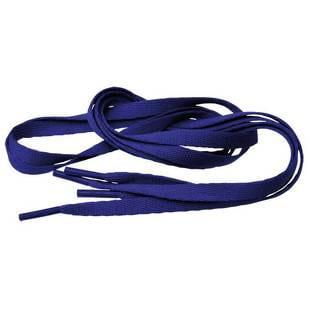 MD Tube Laces 120 tmavě modré