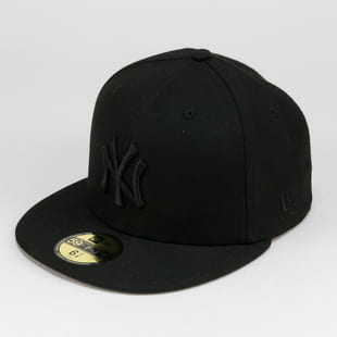 New Era Black On Black NY C/O