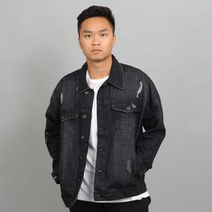 Urban Classics Ripped Denim Jacket