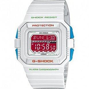 bfc58041035 Hodinky Casio G-Shock GLS 5500P-7 bílé – Queens 💚