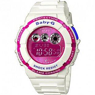 Hodinky Casio Baby-G BGD 121-7ER bílé – Queens 💚 a2e7cac53cb
