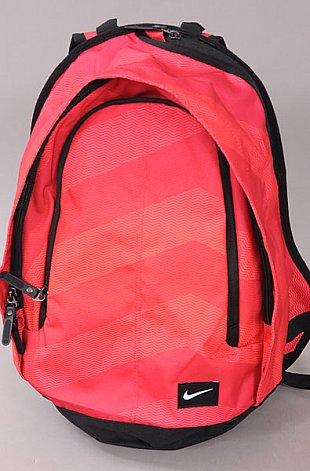 157c135927 Nike Hayward 25M AD Backpack černý   růžový   oranžový – Queens 💚
