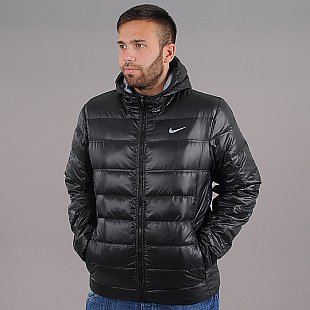 Pánská zimní bunda Nike Hooded LT WT Down Jacket – Queens 💚 fb454a7ab35